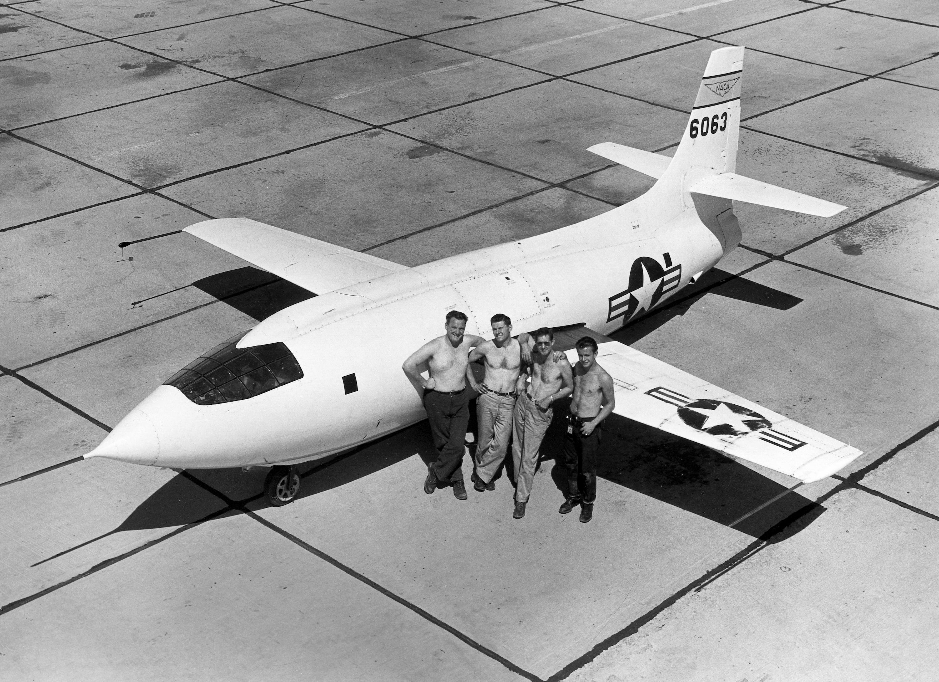 What's in a name? Deciphering Aircraft Designations - Bell X-1