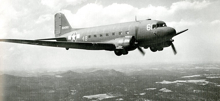 What's in a name? Deciphering Aircraft Designations - C-47 In Flight